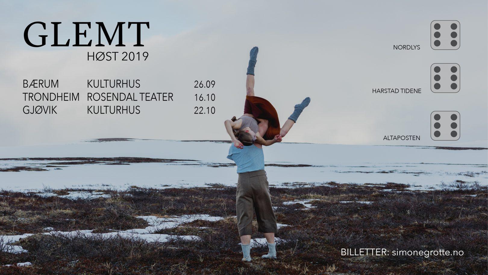 GLEMT høst 2019